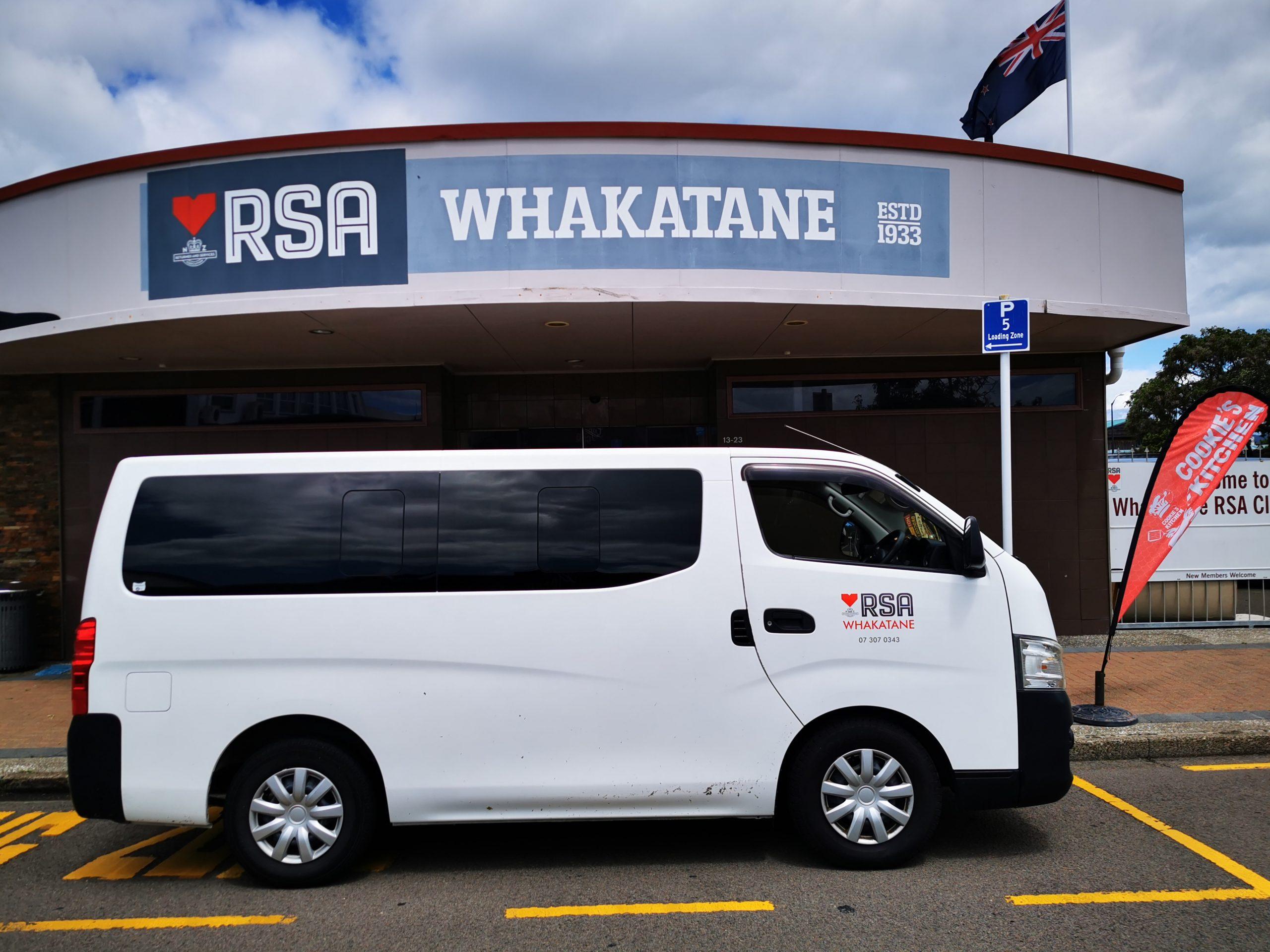 Darts Whakatane RSA