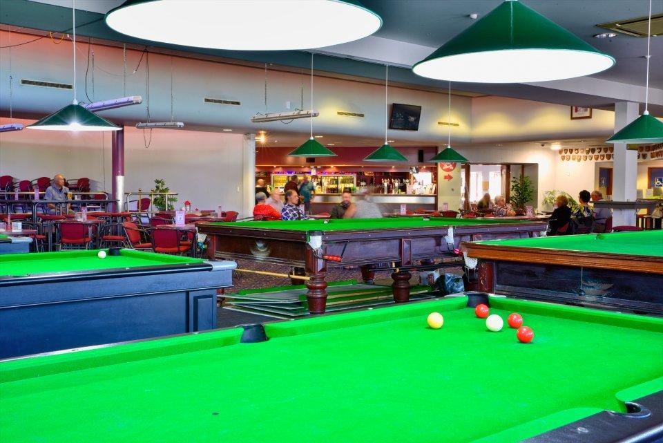 Snooker Whakatane RSA